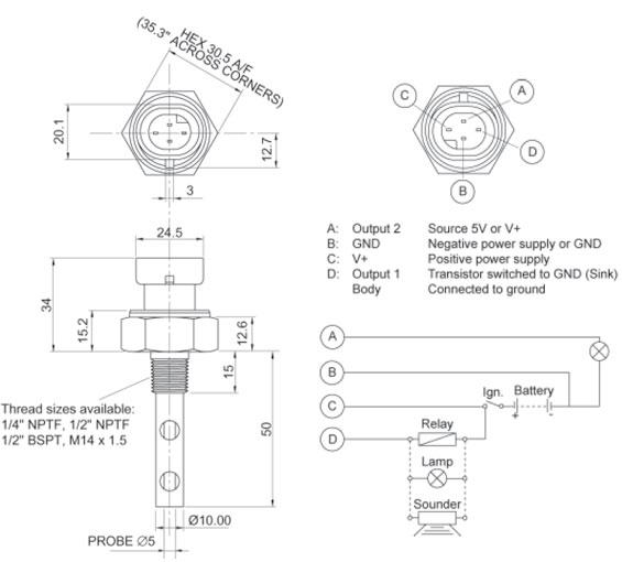 lucas kienzle tachograph wiring diagram