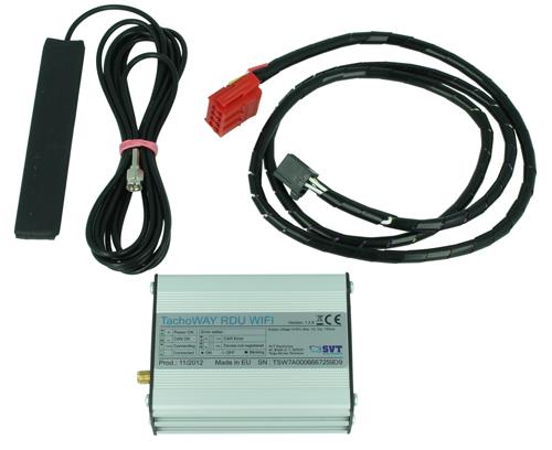 TachoSafe Remote Download WiFi